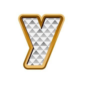 Y (lower case)