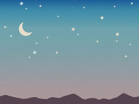Night sky wallpaper 2