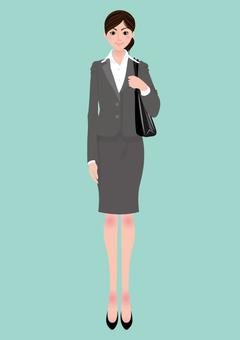 Women (recruit suit)
