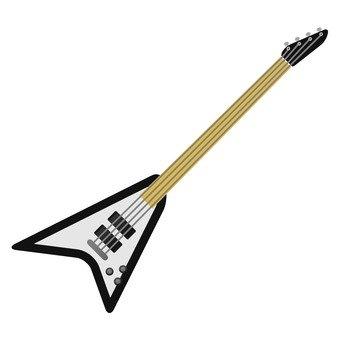 Bass guitar 8