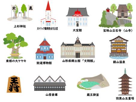 Yamagata tourist destination