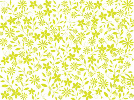 Flower pattern - simple 2