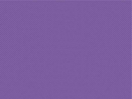 Kanoko iris pattern (Edo purple)