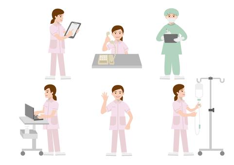 Nurse_set