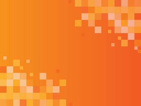 Background_Mosaic Tiles (Orange Grade)