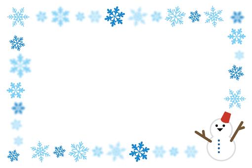 Winter ornament 002