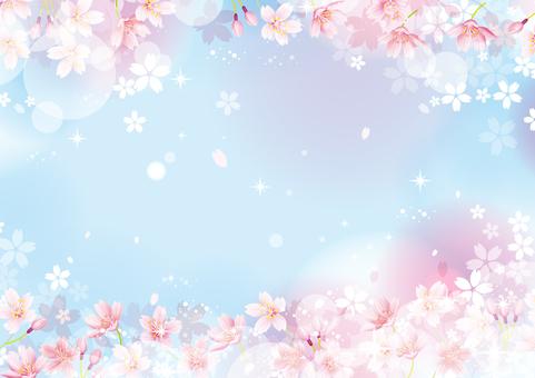 Sakura's fantastic frame 02