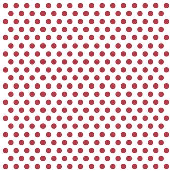 Polka dot background (wine red)