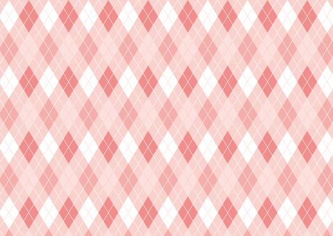 Argyle ● Spring pink