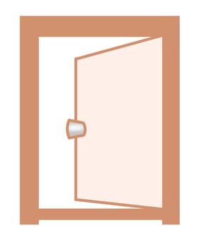 Open door 170430-1