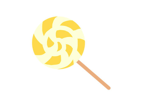 Sweets 1 * Yellow