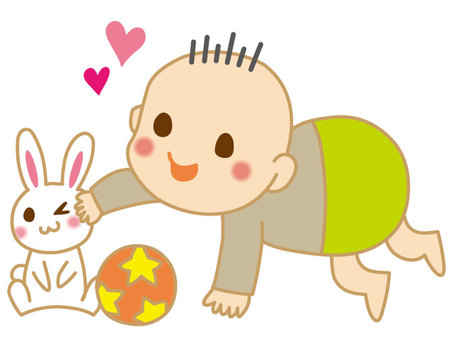 Baby series _ contact