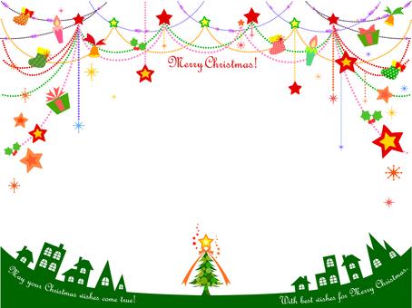 크리스마스 배경 -17