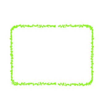 Frame material 2