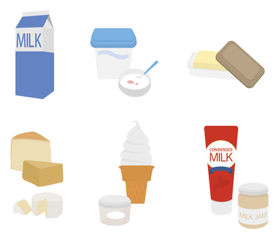 Dairy collection
