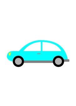 Car (green)