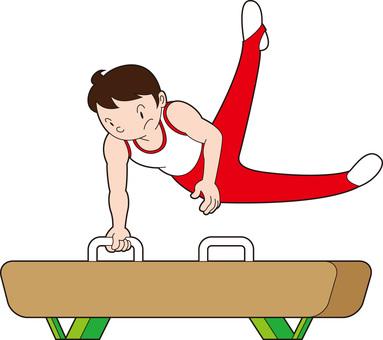 Gymnastics-kun 1