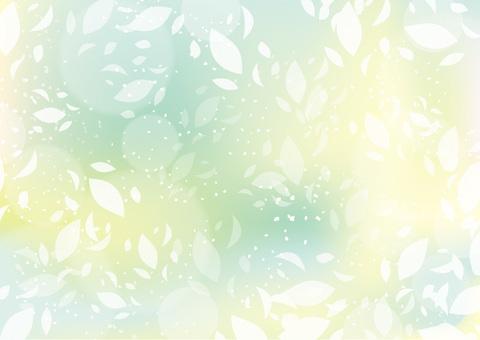 新鮮的綠色背景