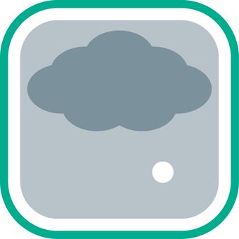 Weather icon Snow 1