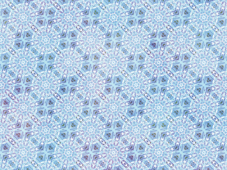 Light blue motif wallpaper