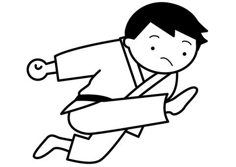 Karate 2 - 1 c