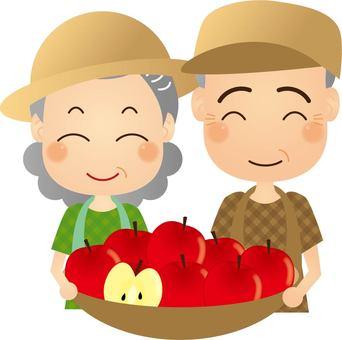 Apple farmer ~ type A ~