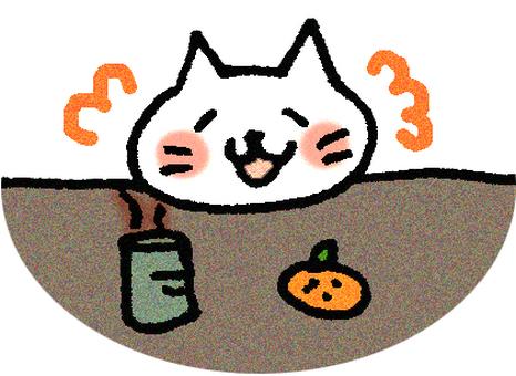 Kotatsu cat