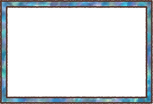Frame enclosure Blue series