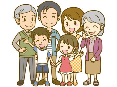 家族:A_三世代FS