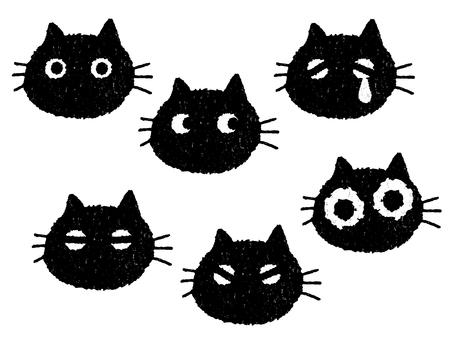 검은 고양이 4