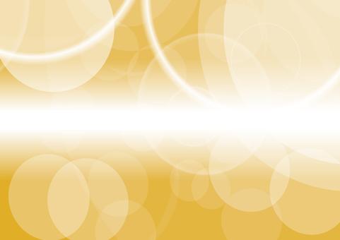 Gold sparkling 6