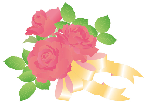 Rose bouquet _ pink