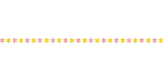 Linia kwiatów