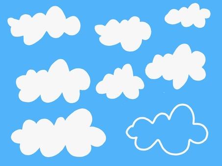 Cloud cloud sky