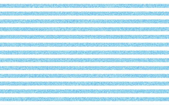 Blue Lame Stripe