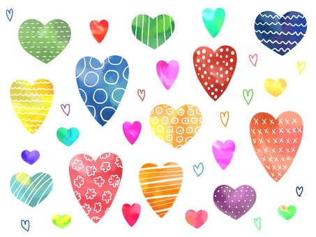 Heart Scandinavian style