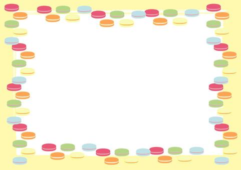 macaron_蛋白杏仁餅乾5_框架