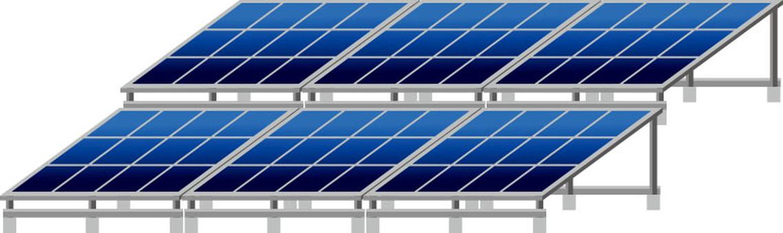 Solar panel Multiple