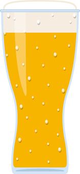 Grass beer