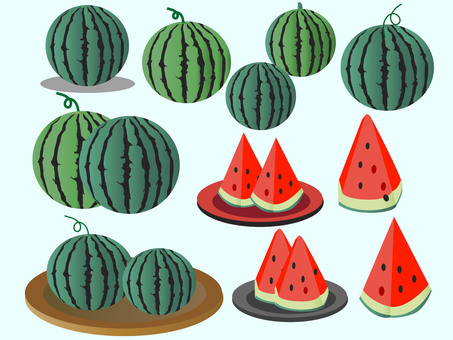 Watermelon Various Set 1