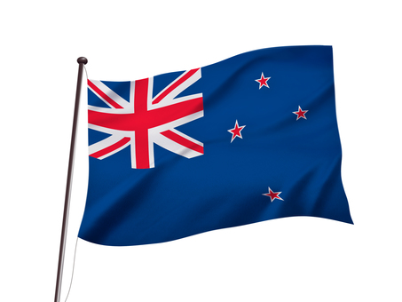 New Zealand flag image