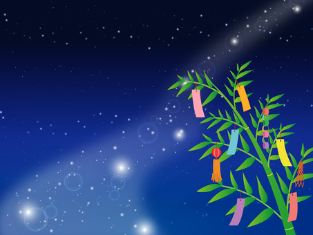 Milky Way Background 2