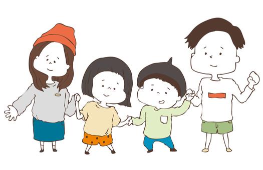 단짝 가족