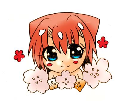 Akari and Sakura ☆
