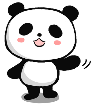 Panda 2 points to