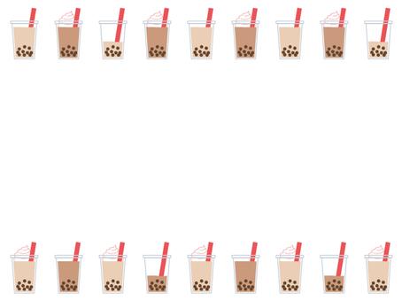 Tapioca Drink Frame