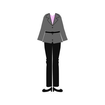 Business-like women's clothes