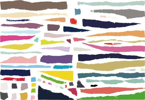 Hakurei ni Tsuri Eleka color Japanese style line