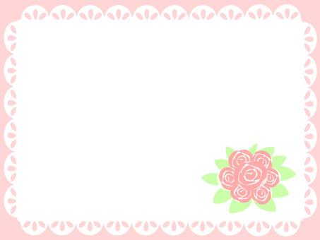 장미의 프레임 01