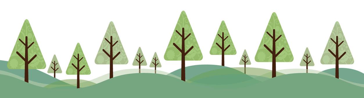 요염한 숲